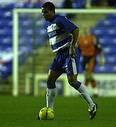 20/12/2003 - Photo  Peter Spurrier.2003_04_Nationwide_Div_1.Reading_FC_vs_Crystal_Palace_FC.John Salako