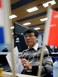 17-01-2011 SCHAKEN: TATA STEEL CHESS TOURNAMENT: WIJK AAN ZEE <br /> Le Quang Liem VNM<br /> ©2010-WWW.FOTOHOOGENDOORN.NL