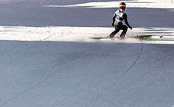 27.02.2019, Seefeld, AUT, FIS Weltmeisterschaften Ski Nordisch, Seefeld 2019, Skisprung, Damen, im Bild Katharina Althaus (GER) // Katharina Althaus of Germany during the ladie's Skijumping of the FIS Nordic Ski World Championships 2019. Seefeld, Austria on 2019/02/27. EXPA Pictures © 2019, PhotoCredit: EXPA/ JFK