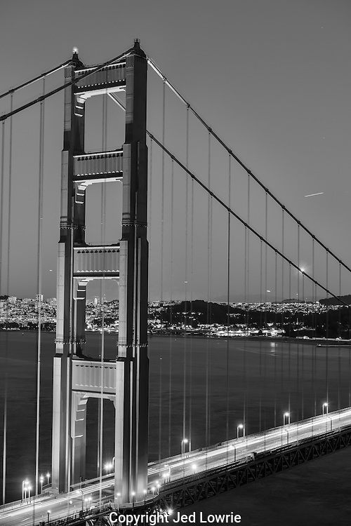 The Golden Gate Bridge is iconic, and oft-photographed, but always worth another frame.
