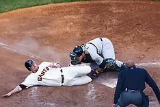 20110521 - Oakland Athletics at San Francisco Giants (MLB Baseball)