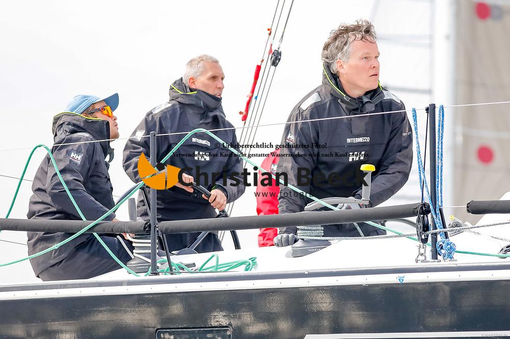 , Kiel - Maior 28.04. - 01.05.2018, ORC 2 - Intermezzo - GER 7300 - Bavaria 42 Match - Jens KUPHAL - Berliner Yacht-Club e.V
