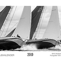 SKS Skûtsjekalender 2019