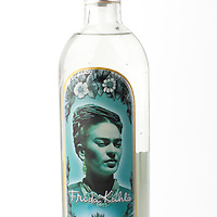 Frida Kahlo blanco -- Image originally appeared in the Tequila Matchmaker: http://tequilamatchmaker.com