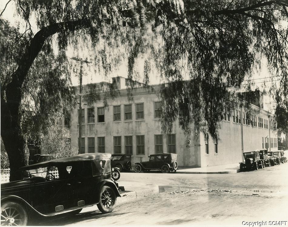 1925 Famous Players Lasky Studios