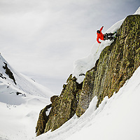 Paddy Graham, Chamonix, France.