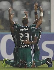 Santos vs Palmeiras - 21 March 2017