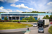 I54 estate photography for Inward Investment at Telford  Telford. Picture by Shaun Fellows / Shine Pix