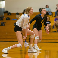 Amador Valley vs Foothill in a Girls Volleyball Match 9/24/19 Foothill 3 Amador Valley 2 (Photograph by Bill Gerth)(www.williamgerth.com)