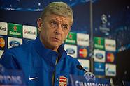 Arsenal Press Conference  100314