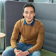 NL/Amsterdam/20201208 - Persmoment K3-film Dans van de Farao, Samir Hassan