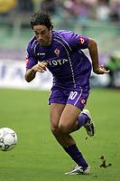 Firenze 18-9-05<br /> Campionato Serie A 2004-2005<br /> Fiorentina-Udinese<br /> nella  foto Luca Toni<br /> Foto Snapshot / Graffiti