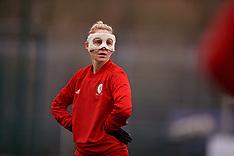 2019-01-20 Wales Women Training