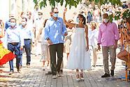 081320 Spanish Royals visit Menorca, Ciutadella