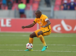 Willard Katsande (c) of Kaizer Chiefs during the 2016 Premier Soccer League match between Chippa United and Kaizer Chiefs held at the Nelson Mandela Bay Stadium in Port Elizabeth, South Africa on the 3rd December 2016.<br /> <br /> Photo by:   Richard Huggard / Real Time Images