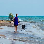 Banks Township, Little Traverse Bay, Lake Michigan