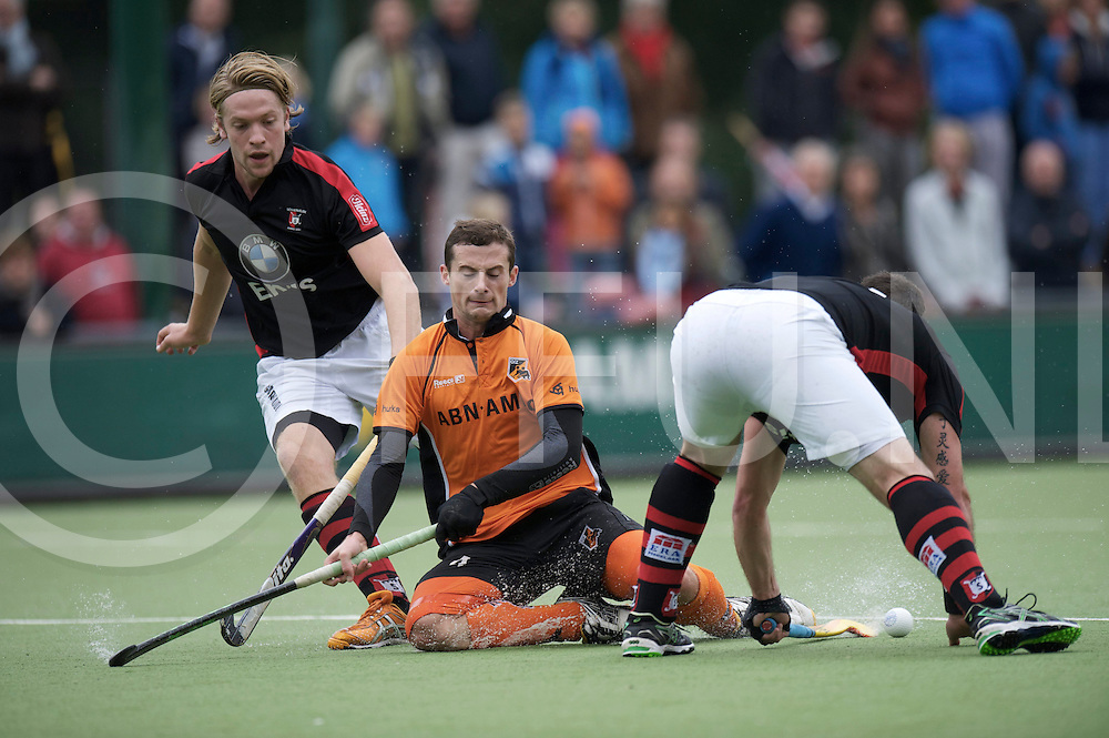 EINDHOVEN - Oranje Zwart- Schaerweijde<br /> Hoofdklasse mannen<br /> Foto: Sander Baart.<br /> FFU PRESS AGENCY COPYRIGHT FRANK UIJLENBROEK