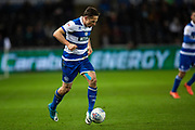 Queens Park Rangers midfielder Marc Pugh (7) during the EFL Sky Bet Championship match between Swansea City and Queens Park Rangers at the Liberty Stadium, Swansea, Wales on 11 February 2020.