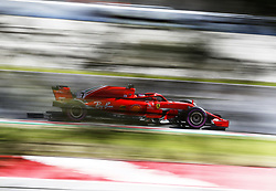 March 9, 2018 - Bracelona, Spain - Kimi Raikkonen, Scuderia Ferrari..Motorsports: FIA Formula One World Championship 2018, Test in Barcelona, 2018-03-09..(c) JERREVÃ…NG STEFAN  / Aftonbladet / IBL BildbyrÃ¥....* * * EXPRESSEN OUT * * *....AFTONBLADET / 2800 (Credit Image: © JerrevÃ…Ng Stefan/Aftonbladet/IBL via ZUMA Wire)