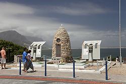 June 3, 2016 - The War Memorial in Hermanus, Western Cape, South Africa (Credit Image: © AGF via ZUMA Press)