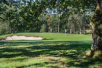 LEUSDEN  -  Hole 3. Golfclub de Hoge Kleij  COPYRIGHT KOEN SUYK