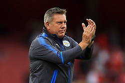 11 August 2017 -  Premier League - Arsenal v Leicester City - Craig Shakespear, Leicester City manager - Photo: Marc Atkins / Offside.