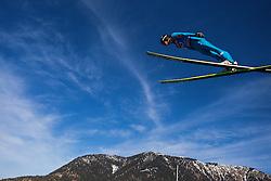 31.12.2012, Olympiaschanze, Garmisch Partenkirchen, GER, FIS Ski Sprung Weltcup, 61. Vierschanzentournee, Training, im Bild Tom Hilde (NOR) // Tom Hilde of Norway during practice Jump of 61th Four Hills Tournament of FIS Ski Jumping World Cup at the Olympiaschanze, Garmisch Partenkirchen, Germany on 2012/12/31. EXPA Pictures © 2012, PhotoCredit: EXPA/ Juergen Feichter