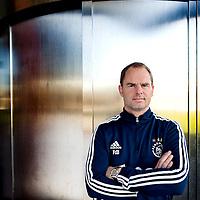 Nederland, Amsterdam, 03-12-2011.<br /> Voetbal, Nationaal, Eredivisie.<br /> Frank de Boer, trainer van Ajax.<br /> Foto : Klaas Jan van der Weij