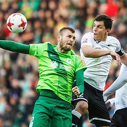 20170305: SLO, Football - Prva liga Telekom Slovenije 2016/17, NK Olimpija vs NK Rudar