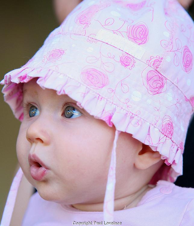 Baby Portrait -Candid