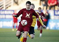 Fotball , 8. februar 2010 , Privatkamp <br /> Start - Rubin Kazan 0-1<br /> <br /> Navaz , Rubin Kazan