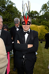 MARIO TESTINO at The Animal Ball in aid of The Elephant Family held at Lancaster House, London on 9th July 2013.
