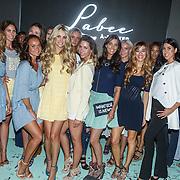 NLD/Rotterdam/20150616 - Modeshow Labee a Porter, Charlotte Labee, Renee Vervoorn, Marvy Rieder en Beertje van Beers en alle modellen