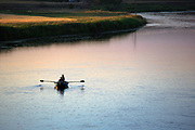 Missouri River, Montana.