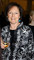 Writer RACHEL BILLINGTON at a the Orion Publishing Group Author Party and a private view of the 'Turner Whistler Monet' exhibition at Tate Britain, Atterbury Street, London SW1 on 23rd February 2005.<br /><br />NON EXCLUSIVE - WORLD RIGHTS