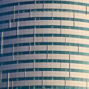 NLD/Amsterdam/20110626 - buitenzijde ABN - AMRO hoofdkantoor Amsterdam Zuidoost