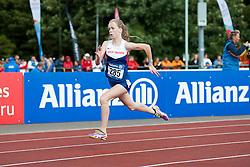 LYLE Maria, 2014 IPC European Athletics Championships, Swansea, Wales, United Kingdom