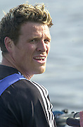 Hazewinkel. BELGUIM  GBR M1X Final. Winner James CRACKNELL . 2004 GBR Rowing Trials - Rowing Course, Bloso, Hazewinkel. BELGUIM. [Mandatory Credit Peter Spurrier/ Intersport Images]