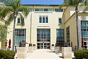 Kennedy Hall and the Fowler School of Law on Campus of Chapman University