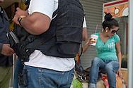 Autodifesa in città. Los Reyes.