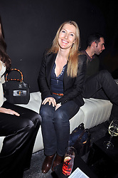 SOPHIE CONRAN at the Prada Congo Art Party hosted by Miuccia Prada and Larry Gagosian at The Double Club, 7 Torrens Street, London EC1 on 10th February 2009.