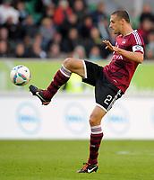 Fotball<br /> Tyskland<br /> 15.10.2011<br /> Foto: Witters/Digitalsport<br /> NORWAY ONLY<br /> <br /> Timmy Simons<br /> Bundesliga, 1. FC Nuernberg<br /> <br /> Bundesliga, VfL Wolfsburg - 1. FC Nürnberg 2:1