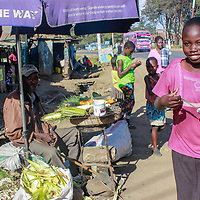 Photography in the Market by Lucy Tabu
