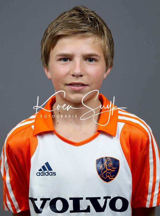 UTRECHT - Floris Kuiper, Nederlands Jongens B. Foto Koen Suyk