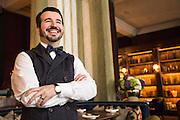Giovanni Spezziga Scarfes Bar Rosewood Hotel London