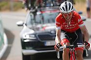 Bauke Mollema (NED - Trek - Segafredo), during the UCI World Tour, Tour of Spain (Vuelta) 2018, Stage 9, Talavera de la Reina - La Covatilla 200,8 km in Spain, on September 3rd, 2018 - Photo Luis Angel Gomez / BettiniPhoto / ProSportsImages / DPPI