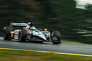 August 2011. Indycar Honda Grand Prix of Ohio at Mid Ohio Sportscar Course in Lexington, OH.
