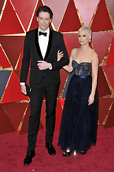 walking on the red carpet during the 90th Academy Awards ceremony, presented by the Academy of Motion Picture Arts and Sciences, held at the Dolby Theatre in Hollywood, California on March 4, 2018. (Photo by Sthanlee Mirador/Sipa USA)