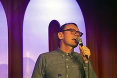 Glee Comedy Club Launch Night, Glasgow, 1 February 2019