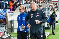 Fotball , 16 Oktober 2016 , Obos Ligaen , 1 Divisjon , Kristiansund - Fredrikstad , Mons Ivar Mjelde , Christian Michelsen<br /> <br /> Foto: Marius Simensen, Digitalsport